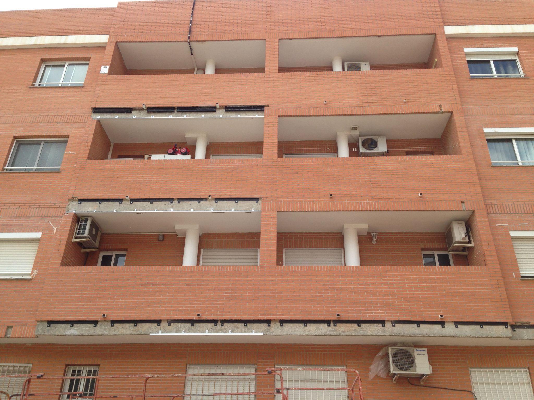 Trabajos realizados construcciones generales ruiz s l - Rehabilitacion de casas antiguas ...